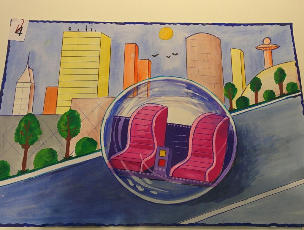 нарисовать город моей мечты картинки видео места происшествия