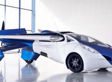 Aeromobil – летающая машина-трансформер из Словакии
