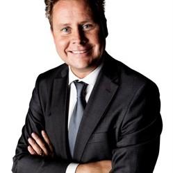 Anders Gustafsson, Senior Vice President EMEA Region