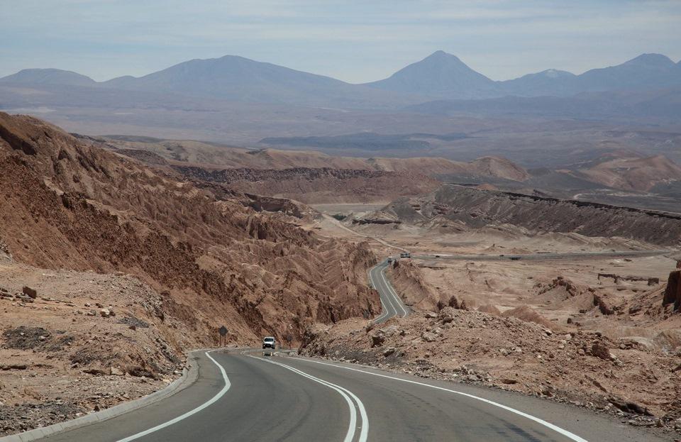 Аргентинские трассы