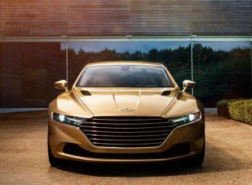 Aston Martin Lagonda Taraf будет продаваться по всему миру