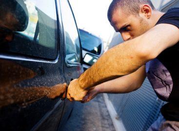 Автоугоны – безрадостная раскрываемость, безрадостные прогнозы