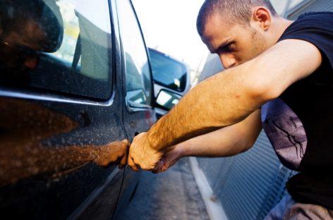 Составлен рейтинг самых угоняемых автомобилей