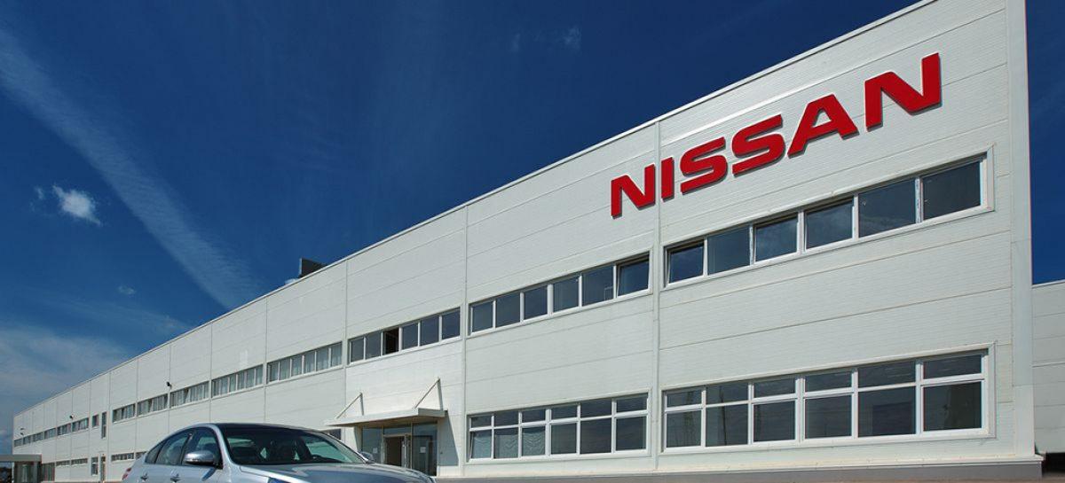 Завод Nissan в Петербурге приостановит работу