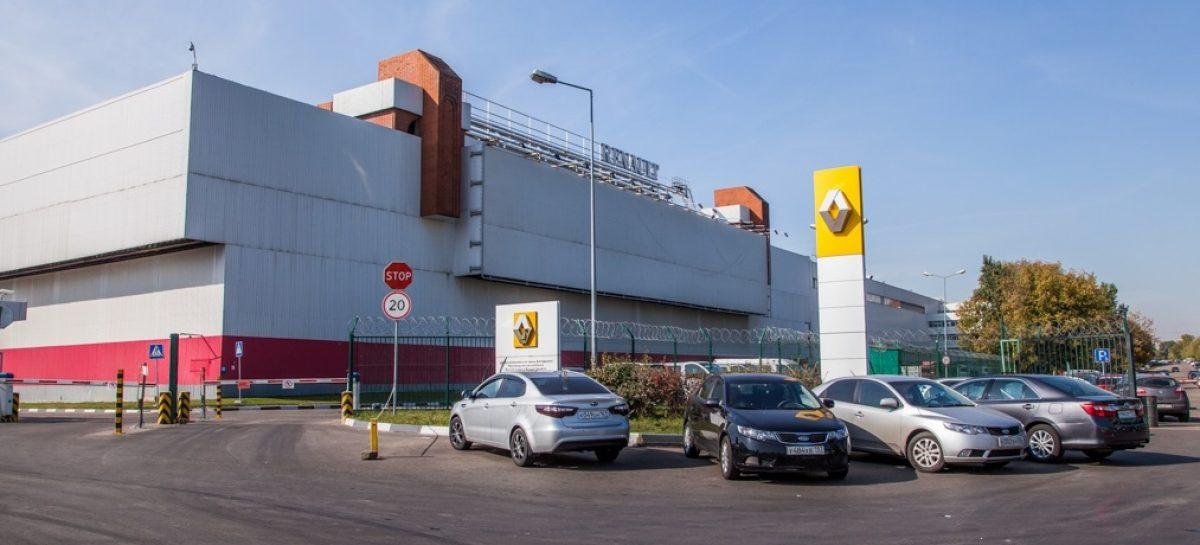 Еще одна модель Renault будет производиться в Москве