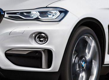 BMW 1-Series Sport Cross потягается с Nissan Juke