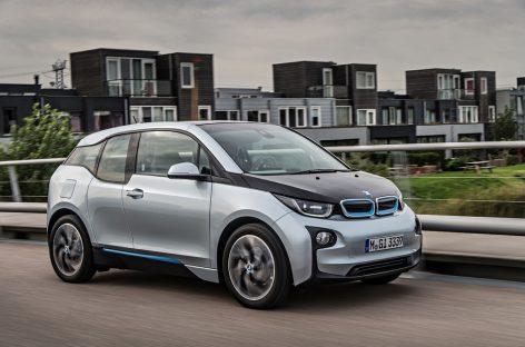 BMW отрицает, что i3 станет основой для электрокара Apple