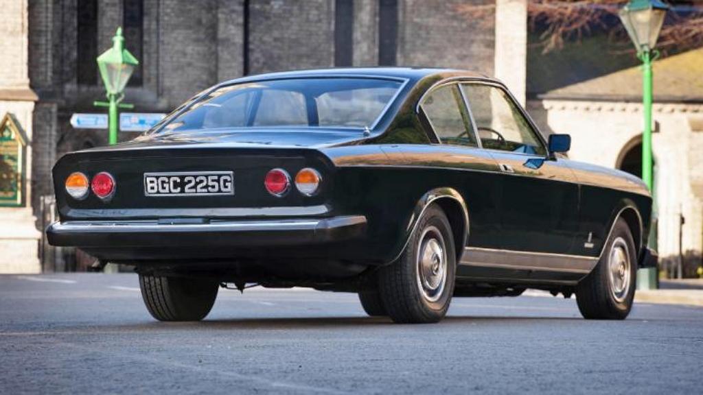 Bentley T-Series Coupe Speziale 1968