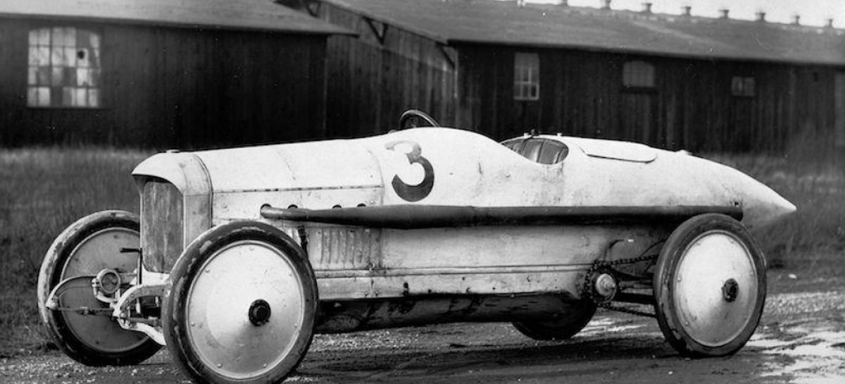 Benz с отдачей в 125 л.с. – самое мощное московское авто 1911 года