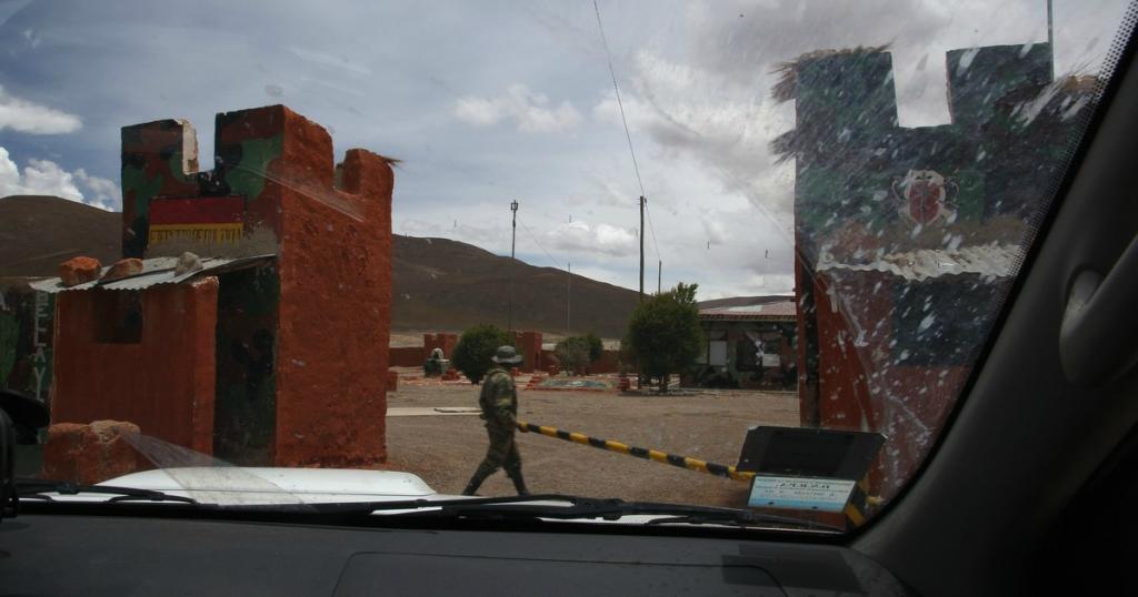 Боливийский КПП