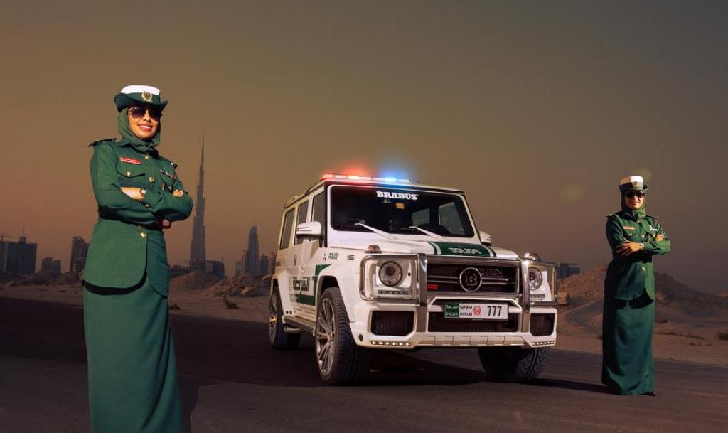 Brabus Mercedes-Benz G-Class B63S - 700 Widestar