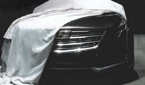 Cadillac CT6 последний тизер