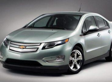 GM отзывает почти 64 тысячи Volt из-за проблем с накапливанием угарного газа