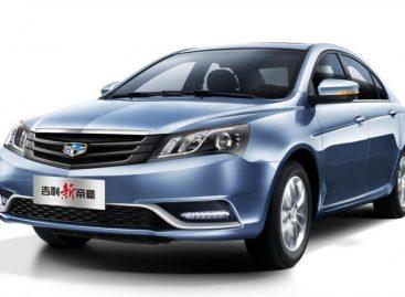 Geely тестирует Emgrand EC7 на российских дорогах