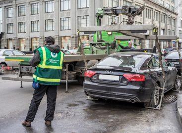 Названы рекордсмены в нарушении правил парковки