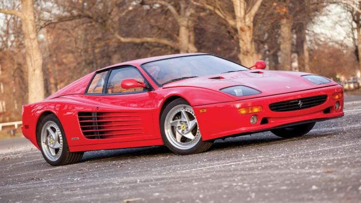 Ferrari F512 M 1995