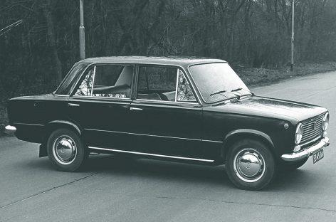 FIAT-124 – прообраз самого массового авто СССР