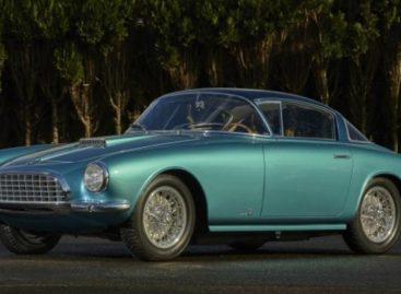Fiat 8V Coupe 1953 Vignale был и остается лучшим в своем классе