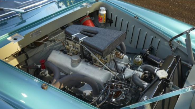 Fiat 8V Coupe 1953 Vignale