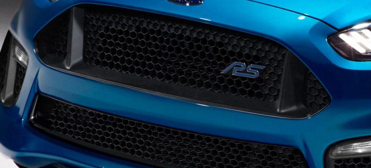 Ford работает над хот-хэтчем Fiesta RS