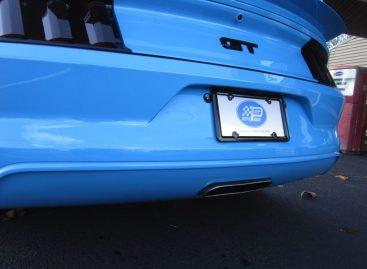 Ford выпустит эксклюзивный 627-сильный Ford Mustang GT Petty's Garage