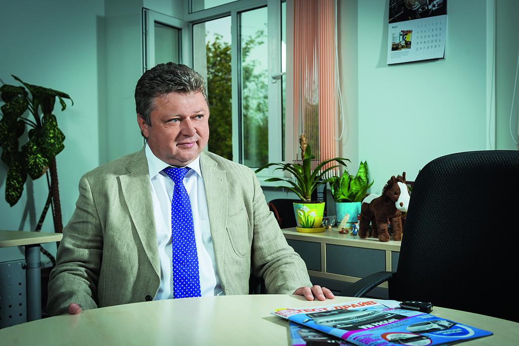 Геннадий Павлов, генеральный директор ЗАО «ЧЕРИ АВТОМОБИЛИ РУС»
