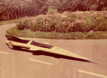 ХАДИ-13Э – электромобиль и рекордсмен