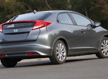 Хэтчбек Honda Civic больше не будет поставляться в Россию