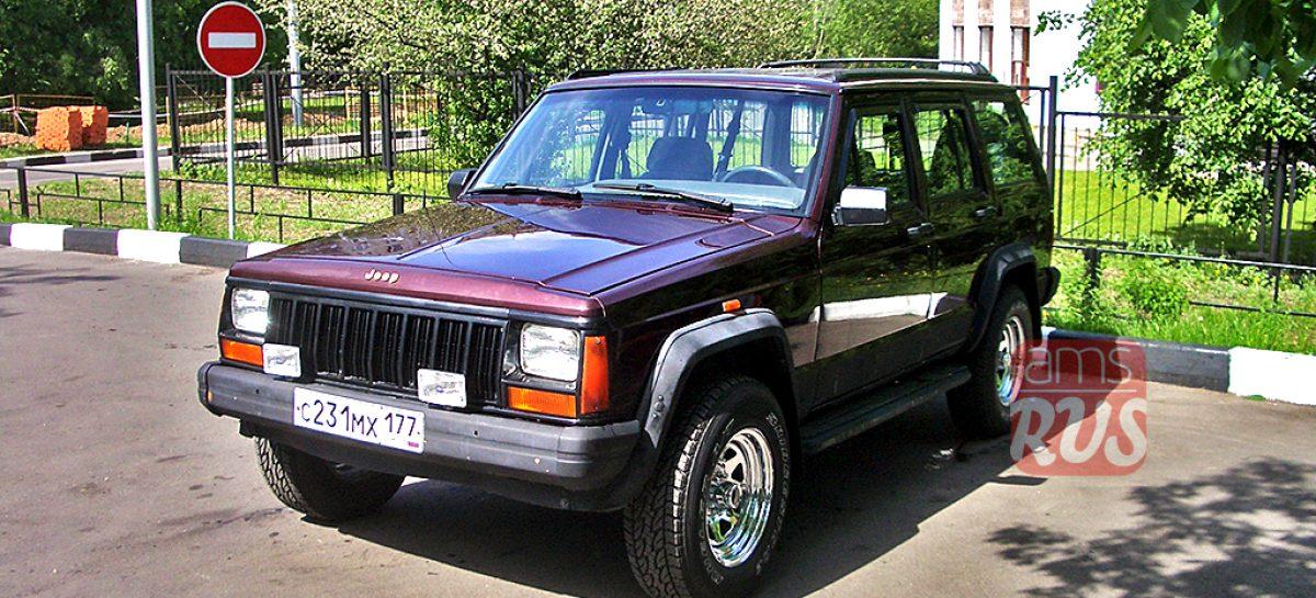 Jeep хочется всегда