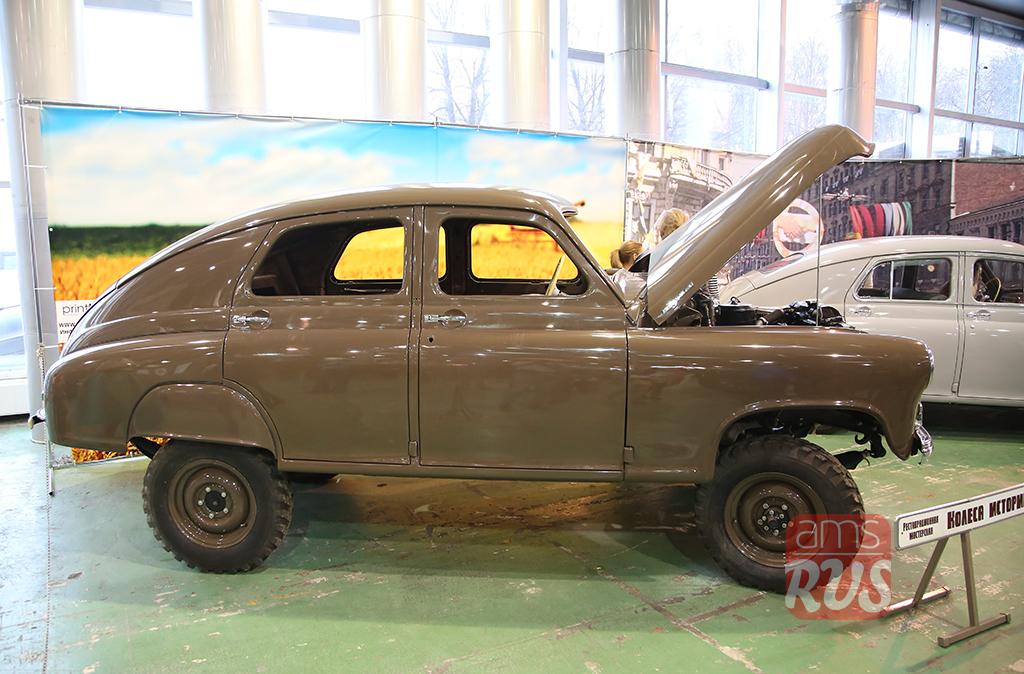 Победа ГАЗ М-72