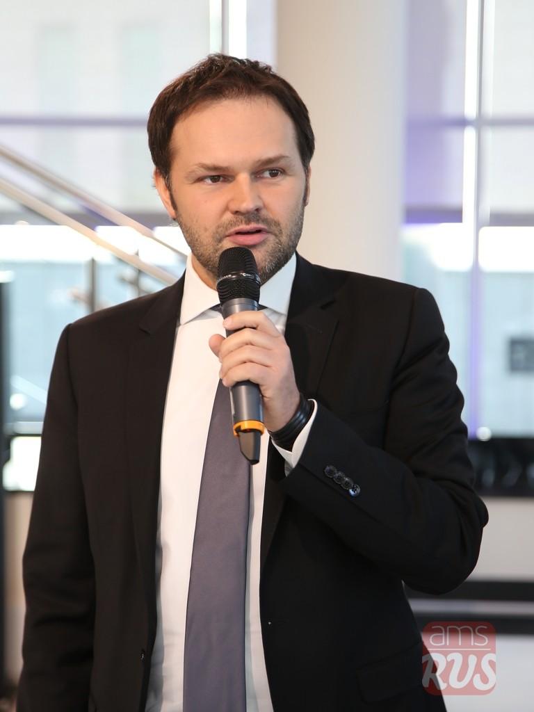 Алексей Кожухов Директор по корпоративным коммуникациям Audi Russia