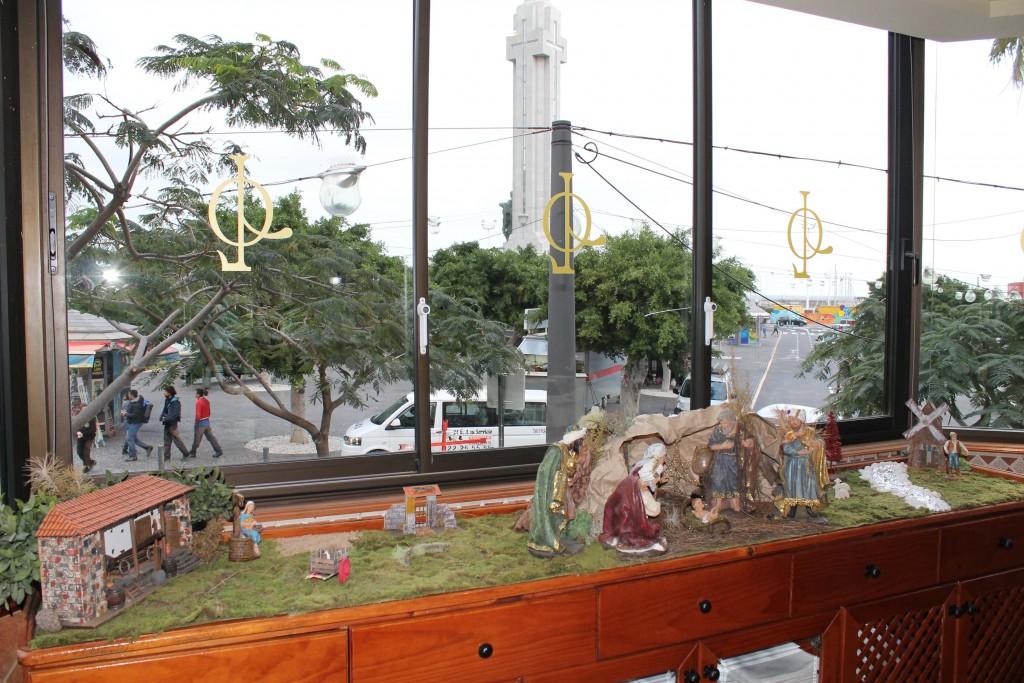 Уличные вертепы в Санта Крус де Тенерифе