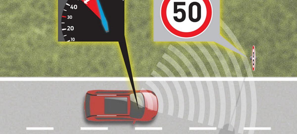 Минивэн Ford S-MAX получит интеллектуальный скоростной ограничитель