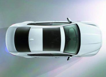 Jaguar начинает интриговать новым Jaguar XF