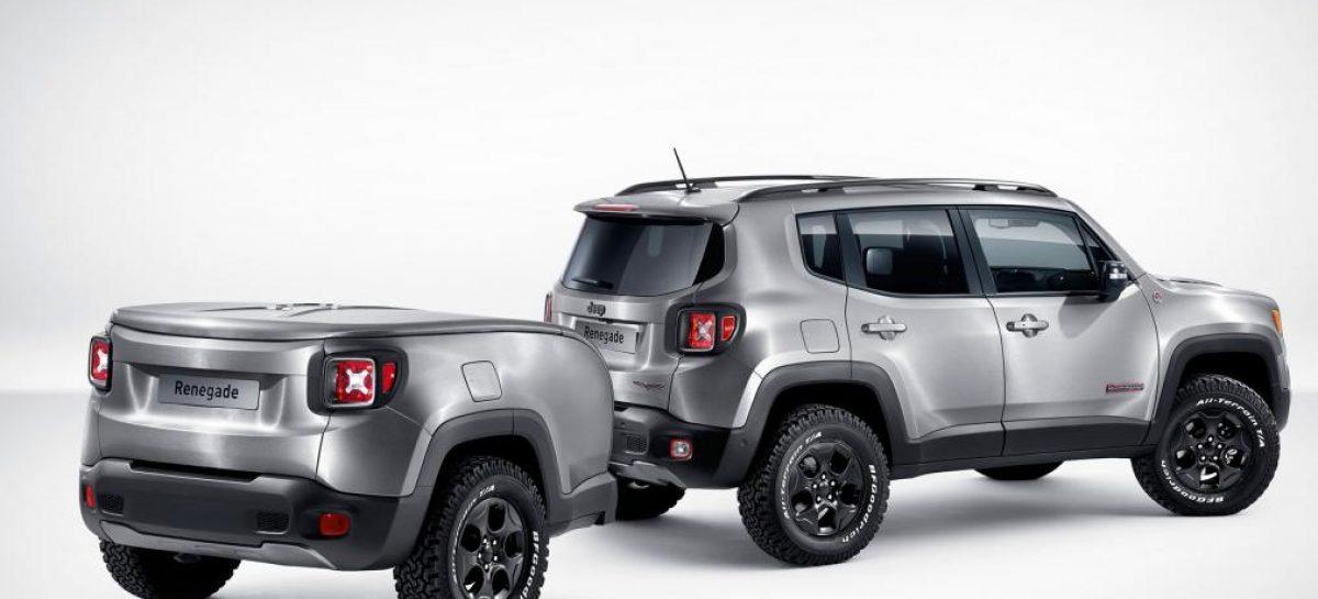 Jeep Renegade Hard Steel – джип с прицепом