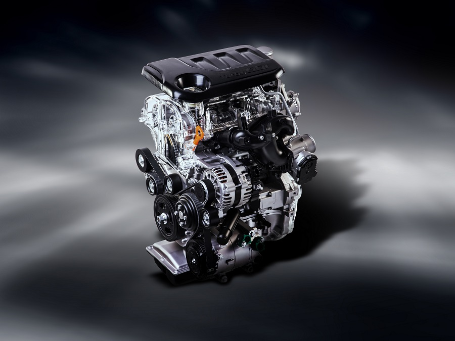 Двигатель KIA GDI