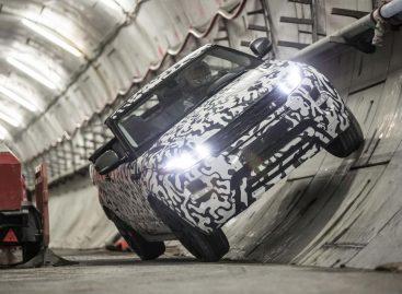Кабриолет Range Rover Evoque – странный, серийный, ездит в туннелях…