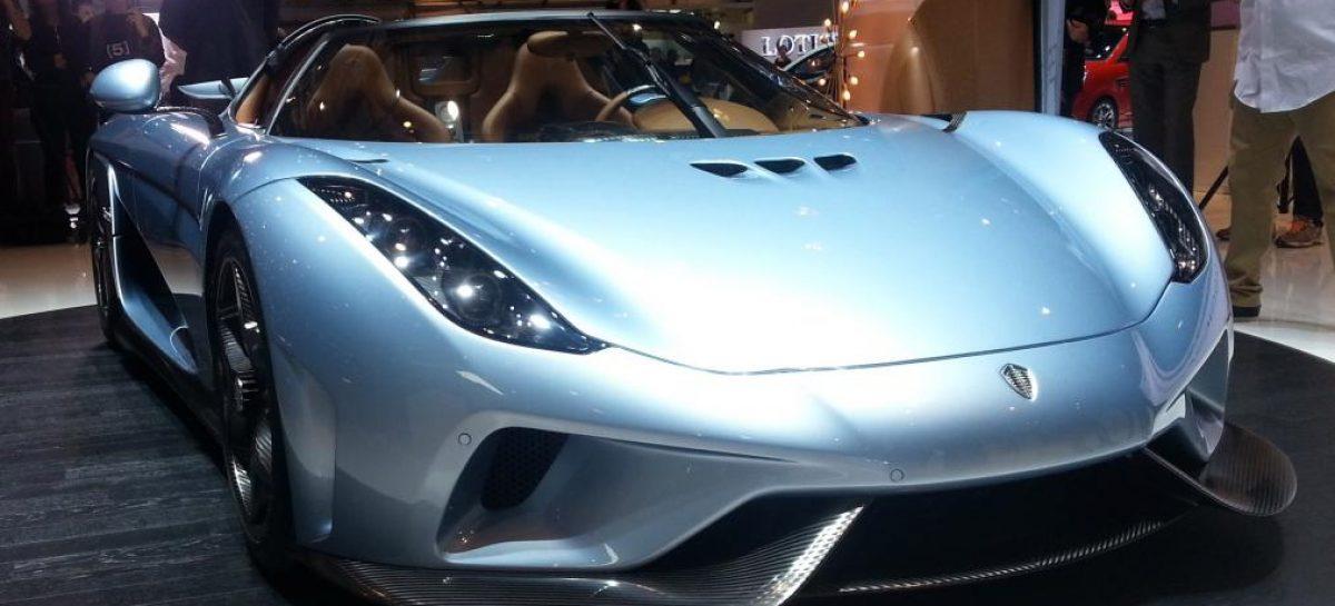 Koenigsegg Regera – не гиперкар, а мегакар