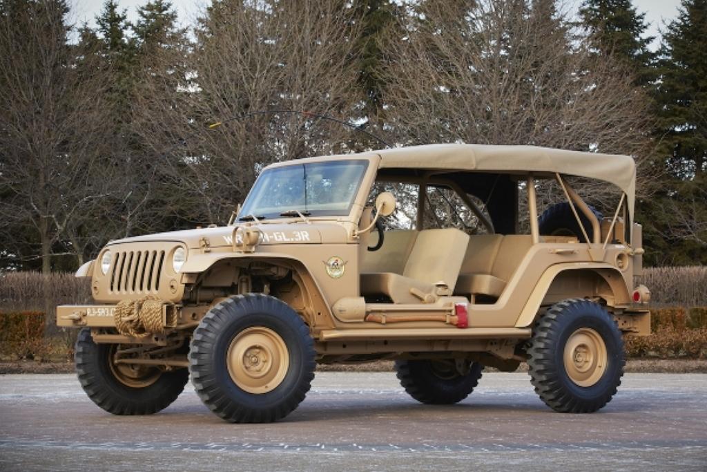 Концепт Jeep Staff Car
