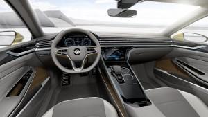 Концепт VW Sport Coupe GTE