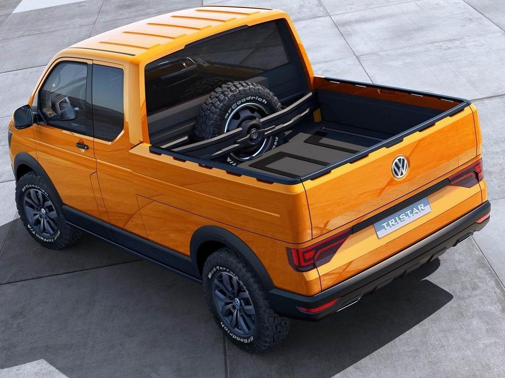 Концепт Volkswagen Tristar