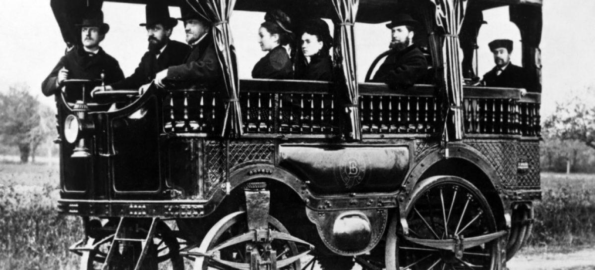 L'Obéissante – паровая карета от литейщика куполов