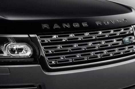 Land Rover рассекретил ультра-роскошный Range Rover SVAutobiography