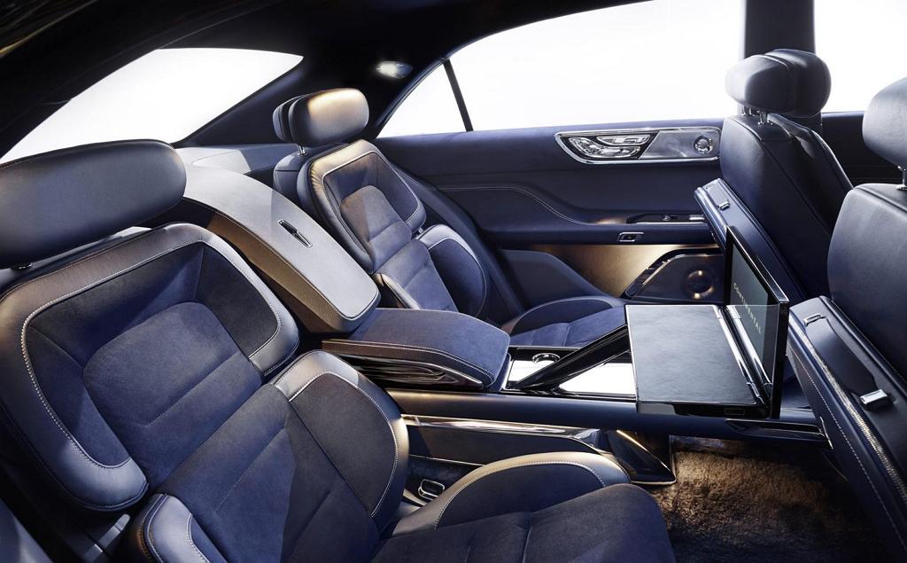 Lincoln Continental концепт