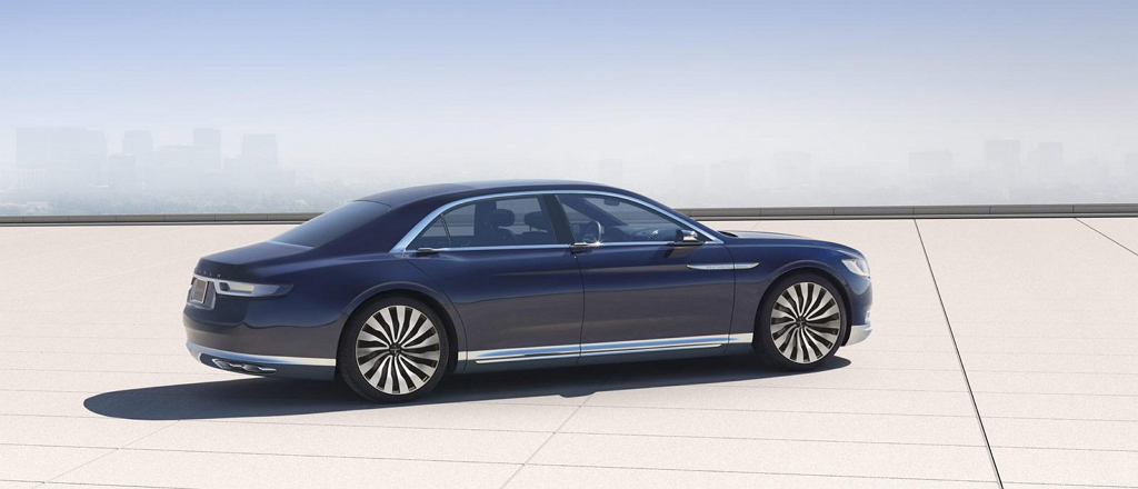 Lincoln Continental концепт