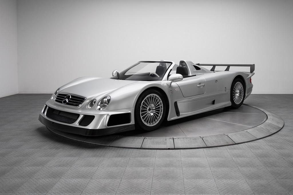 Mercedes-Benz CLK GTR 2002