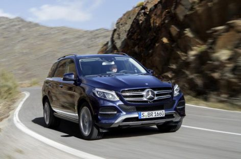 Новый Mercedes-Benz GLE – вместо Mercedes ML