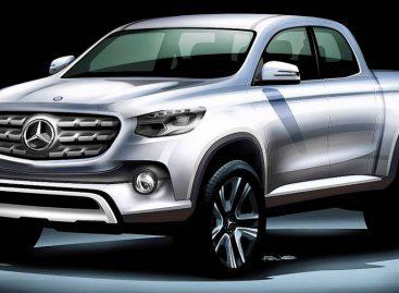 Mercedes метит в нишу премиальных пикапов