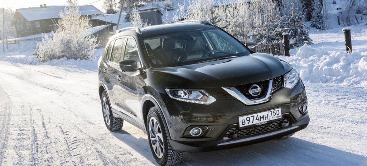 В России стартовали продажи третьего поколения Nissan X-Trail