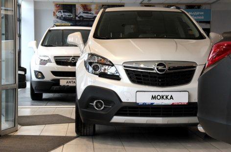 Opel и Chevrolet с российских складов распродают с 25% скидкой